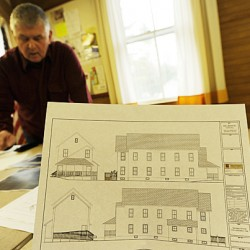 Willimantic town hall remodeling lacks permit, officials warn