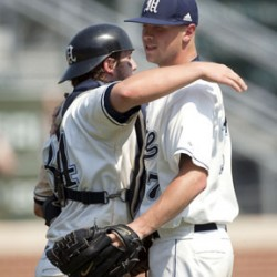 Portland's Martin quiet, confident leader for UMaine baseball team
