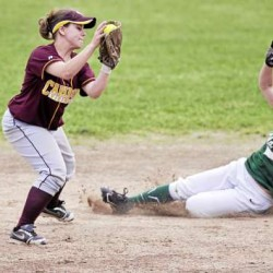 Caribou's Emily Staples has been dominant force in the circle