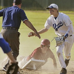 Gayton outlasts Bangor in elimination game