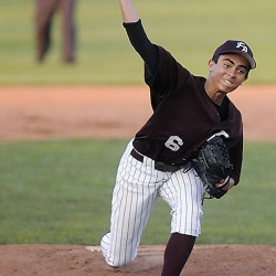 Lafleur pitches Dirigo to first baseball crown