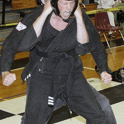 Flagg named 2010 Maine State Taekwondo champion