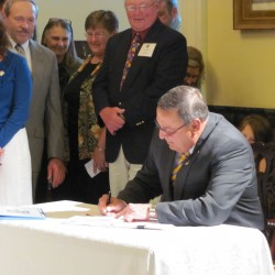 LePage signs bill to allow charter schools in Maine