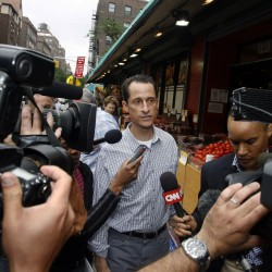 First Democrats in Congress demand Weiner resign