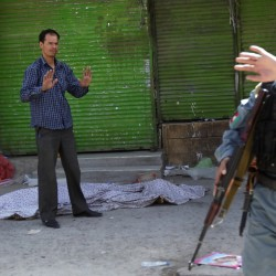 Afghanistan car bombing kills as many as 13