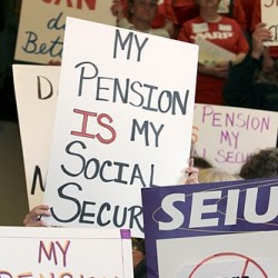 Next governor must solve state's public pension crisis