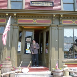 Everything from staples to cyberspace draws in locals and travelers to refurbished old general store