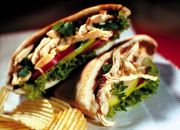 When cooking for a party, grill a little extra so you will have leftovers for dishes like Asian chicken and peanut butter sandwiches.
