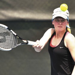 Van Buren girls, George Stevens boys retain Eastern C tennis championships