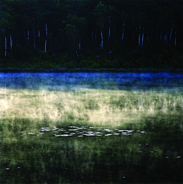 """The Tarn"" archival pigment print by Jim Nickelson, 2009."