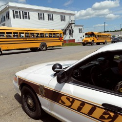 Investigation into attempted kidnapping at Hermon school bus stop continues