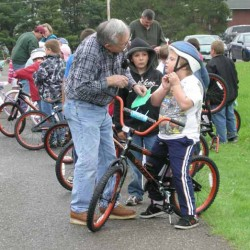 20 new bicycles awarded to Hartland, St. Albans students in reading program