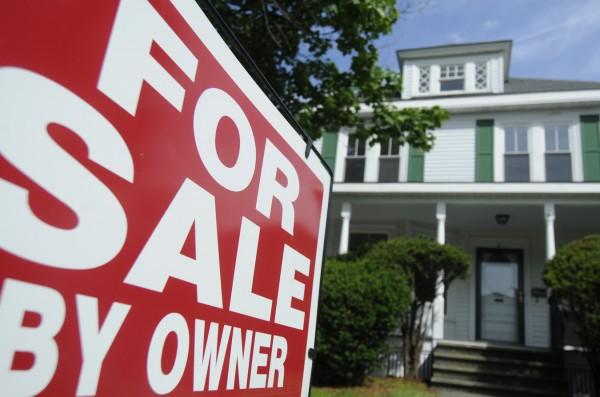 According to Maine Real Estate Information System, Inc., Maine existing home sales dipped 28.07 percent in May 2011 compared with May 2010. This home, which is for sale by the owner, is on the corner of Graham Avenue and Boutelle Road in Bangor.