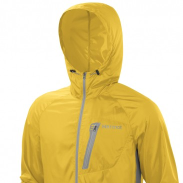 Marmot Trail Wind jacket and hoodie.