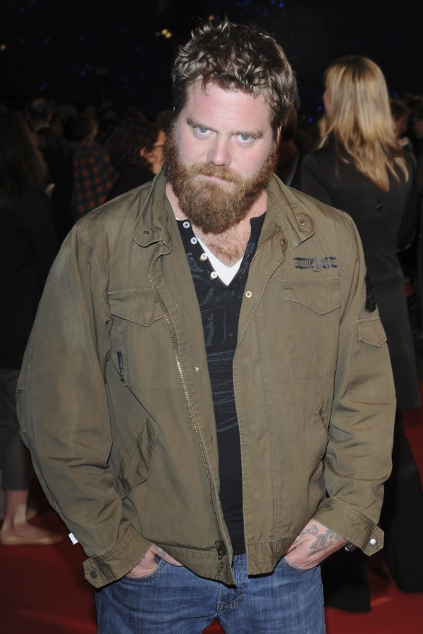 In this Nov. 2, 2010 photo, U.S reality television personality and daredevil Ryan Dunn attends the Jackass 3D UK Premiere at a central London cinema. Police say Dunn and a passenger in his 2007 Porsche died early Monday, June 20, 2011, of injuries sustained in a car crash in suburban Philadelphia.