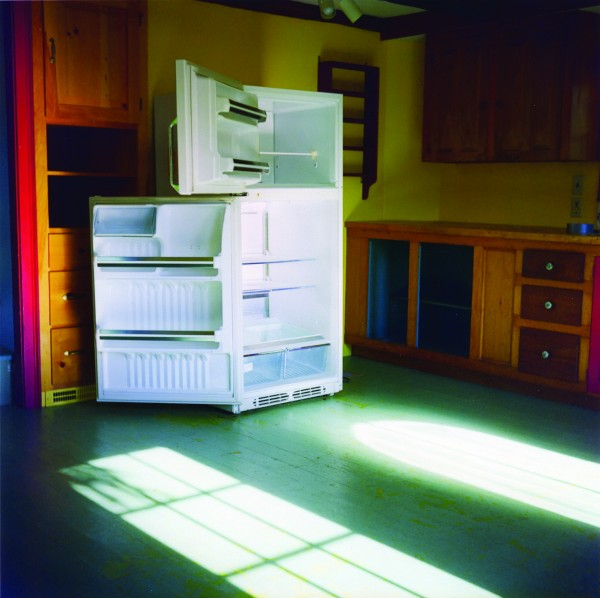 """Clean Fridge, Moving Day"" by Sarah Szwajkos, 2005."