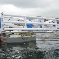 Maine tidal power firm set to connect to region's grid