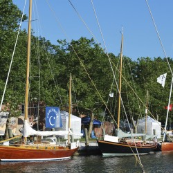 Island boatyard weathers 125 years of sea changes