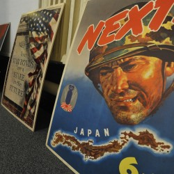 Library's wartime poster collection now digitized, available to public