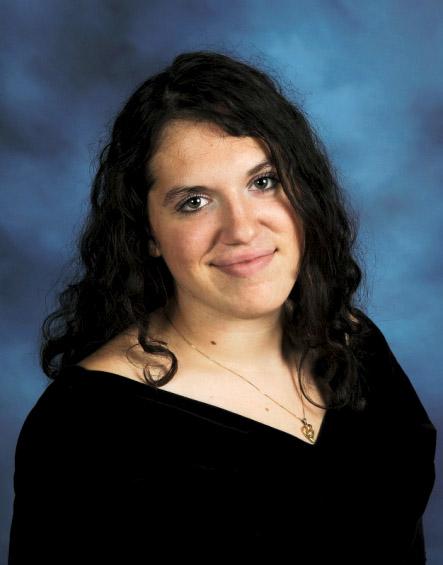 Bangor Christian School Valedictorian is Megan Wilson.