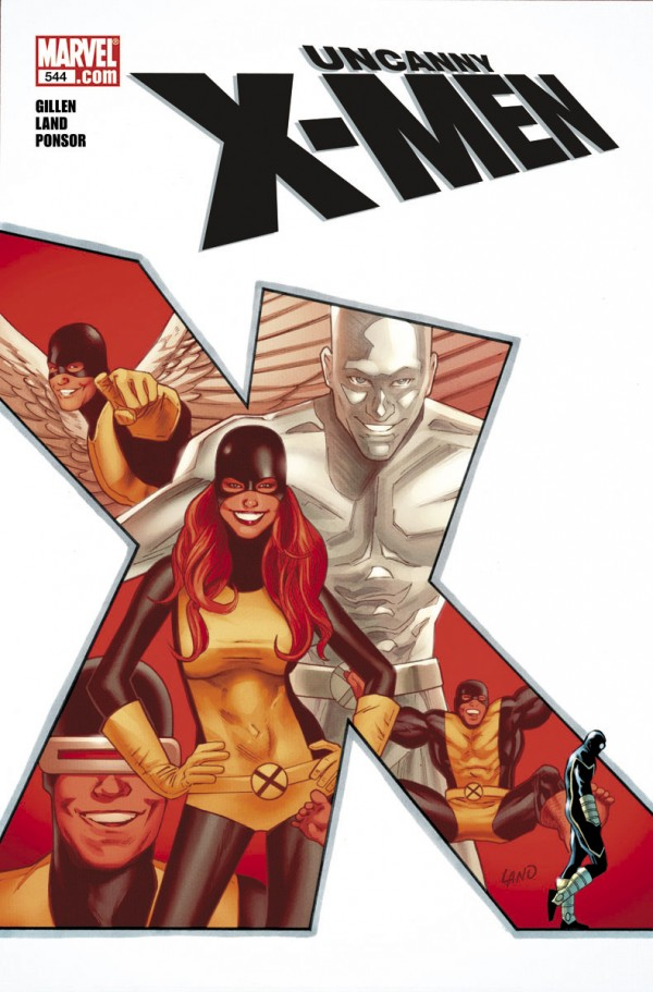 """This image provided by Marvel Entertainment shows the cover of  Marvel Comics flagship series """"Uncanny X-Men"""" October with issue No. 544. After 48 years of trials, tribulations and triumphs, Marvel Comics is bringing its flagship series """"Uncanny X-Men"""" to an end in October with issue. Marvel says that a deepening schism between two of the team's best known characters _ Cyclops and Wolverine _ will rip out the foundation of the team and mutants in the fictional Marvel Universe, leading to the final issue in October of this year."""