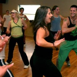 Fitness regimen blends dance, martial arts and fun