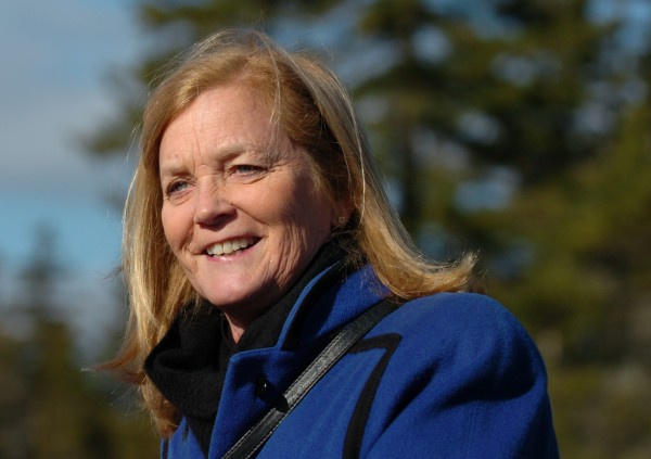U.S. Rep. Chellie Pingree (seen here in Vinalhaven in Nov. 2009) wed hedge fund manager Donald Sussman on Saturday, June 18, 2011, in a small morning ceremony at the couple's home on North Haven, according to a press release issued by her office.