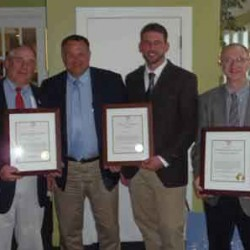 Engineering companies in Maine win trade awards