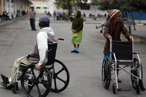 More than 1 billion people worldwide are disabled, according to a new report by the World Health Organization.