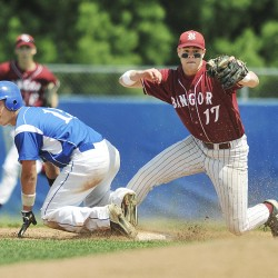 Lewiston outlasts Bangor for Eastern 'A' baseball title