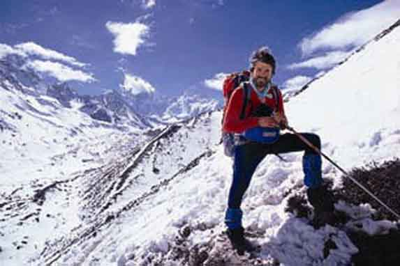 "Mountaineer Ed Webster will present ""Everest the Hard Way"" at 6:30 p.m. Thursday, July 7, at Bangor Public Library."