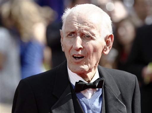 In this Aug. 29, 2010 file photo, Dr. Jack Kevorkian arrives at the 62nd Primetime Emmy Awards in Los Angeles. Kevorkian's lawyer and friend, Mayer Morganroth, says the assisted suicide advocate died Friday, June 3, 2011 at a Detroit-area hospital at the age of 83.
