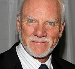 Maine film festival honors actor Malcolm McDowell