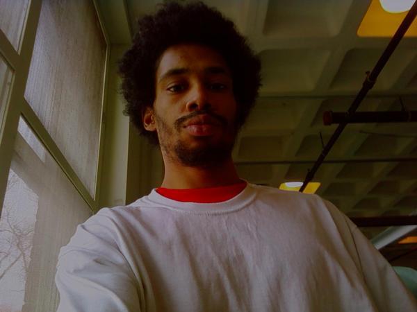 Melvin Abreau seen in an undated MySpace photo.