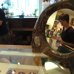 A freak show that's perfectly natural, at the Rock & Art Shop in Bangor