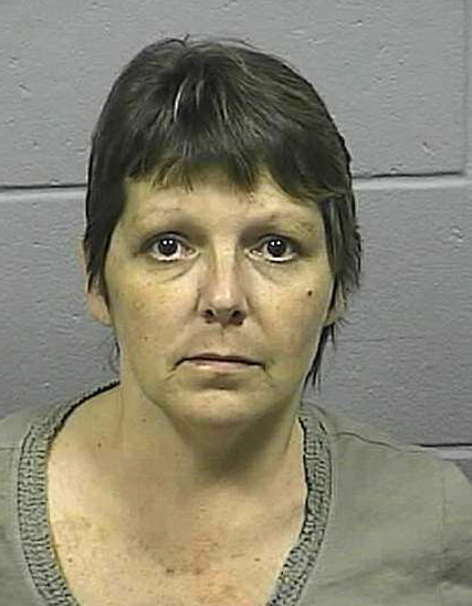 Roxanne Jeskey, 48, charged with murder in the death of her husband, Richard Jeskey, who was found dead at his Ohio Street home in Bangor on June 13, 2011.