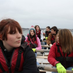 School rowing program a stroke of genius for Rockland teens