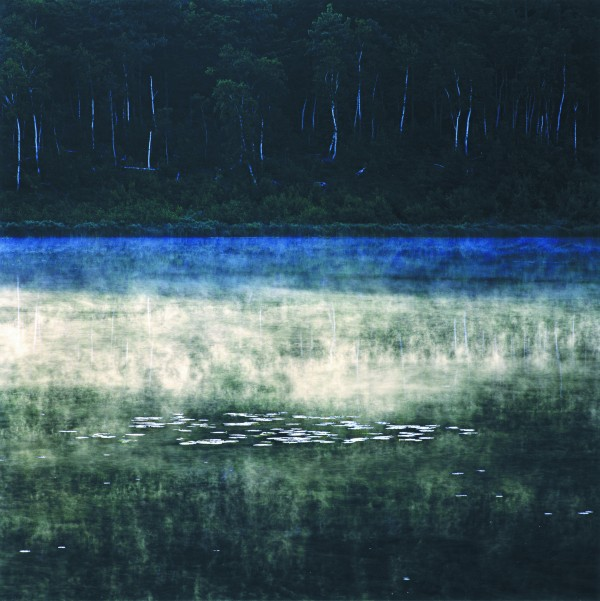 """The Tarn,"" 2009 archival pigment print by Jim Nickelson of Camden, is on display in ""Photo National 2011: A Survey of Contemporary Photography,"" running June 24-Sept. 24 at the University of Maine Museum of Art in Bangor."