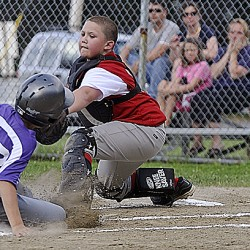 Holbrook Little League team cruises past Glenburn, advances in All-Star tournament