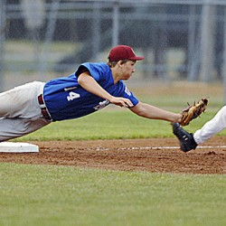 Hampden tops Bangor to earn its first Senior League World Series berth