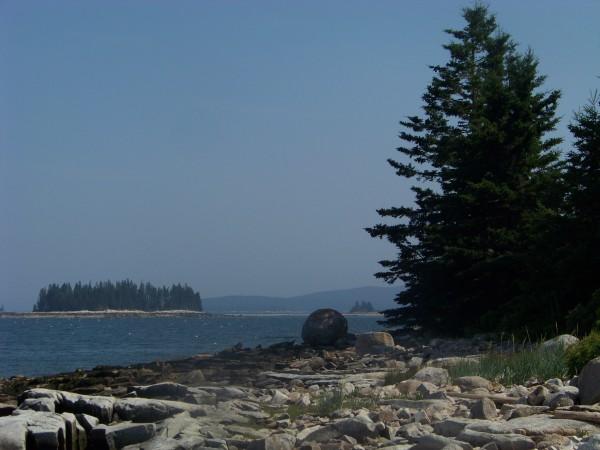 Island vista