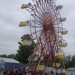 Sunshine ends wet Houlton fair on high note