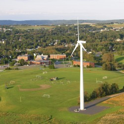 UMPI windmill 'a great decision'
