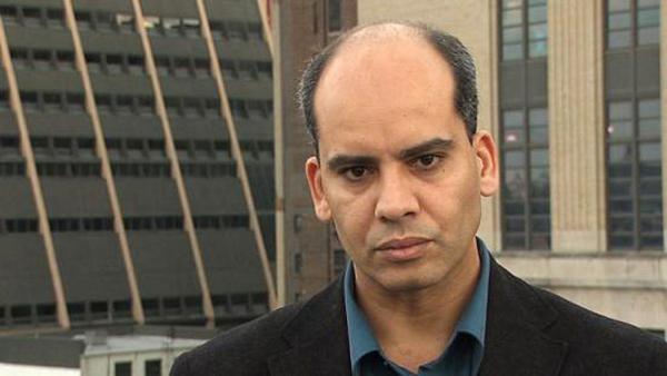 Al -Jazeera Washington Bureau Chief, Abderrahim Foukara.