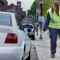 Bangor considers hiring company to run public parking on city streets