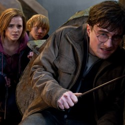 New 'Harry Potter' film a dark start to the finale