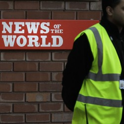 Another former News of the World editor arrested in hacking scandal