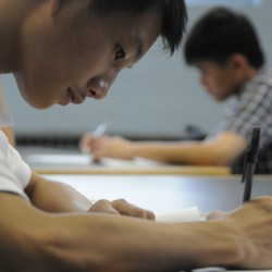 Chinese students pleased with Maine education, try to grasp concept of 'free time'