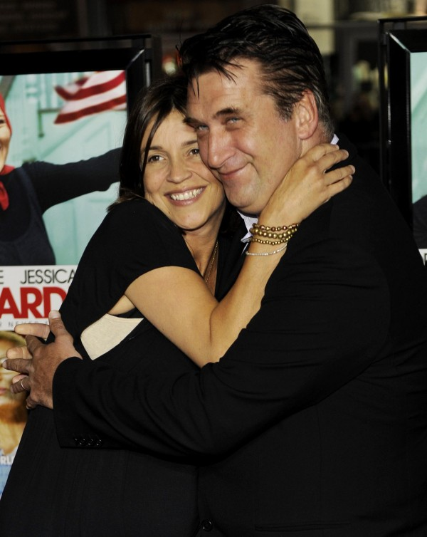 Daniel Baldwin has been granted a restraining order against his wife and filed for divorce, claiming she punched him, threatened him with a knife in front of their children. Joanne Baldwin was arrested Wednesday, July 13, 2011, for violating her parole on a drunken driving conviction. The couple married in July 2007.