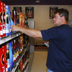 Lawmaker: OK fireworks for sales, safety